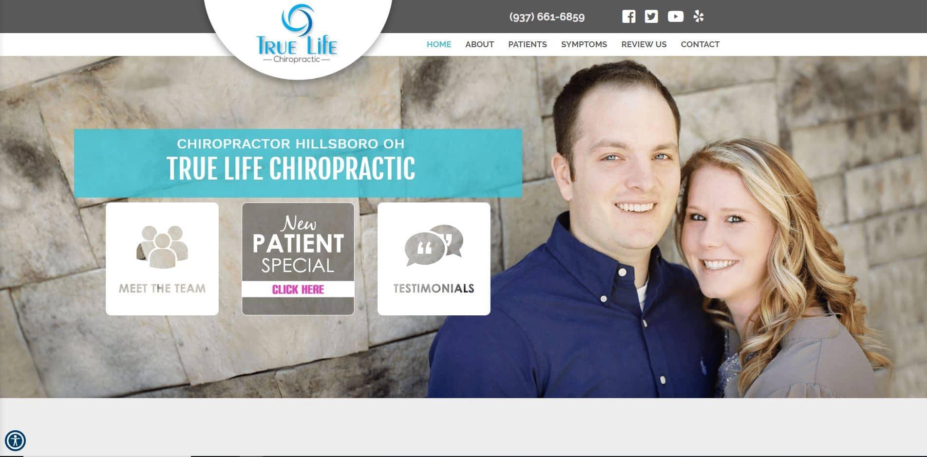 Chiropractor in Hillsboro