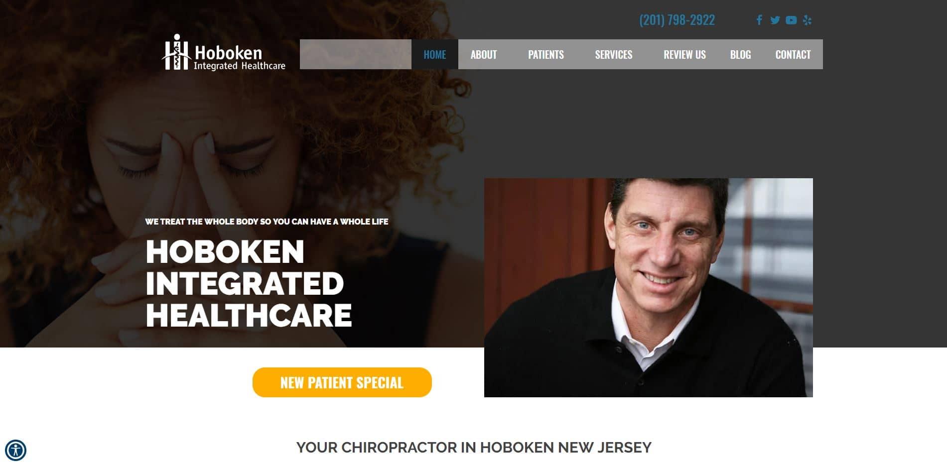 Chiropractor in Hoboken