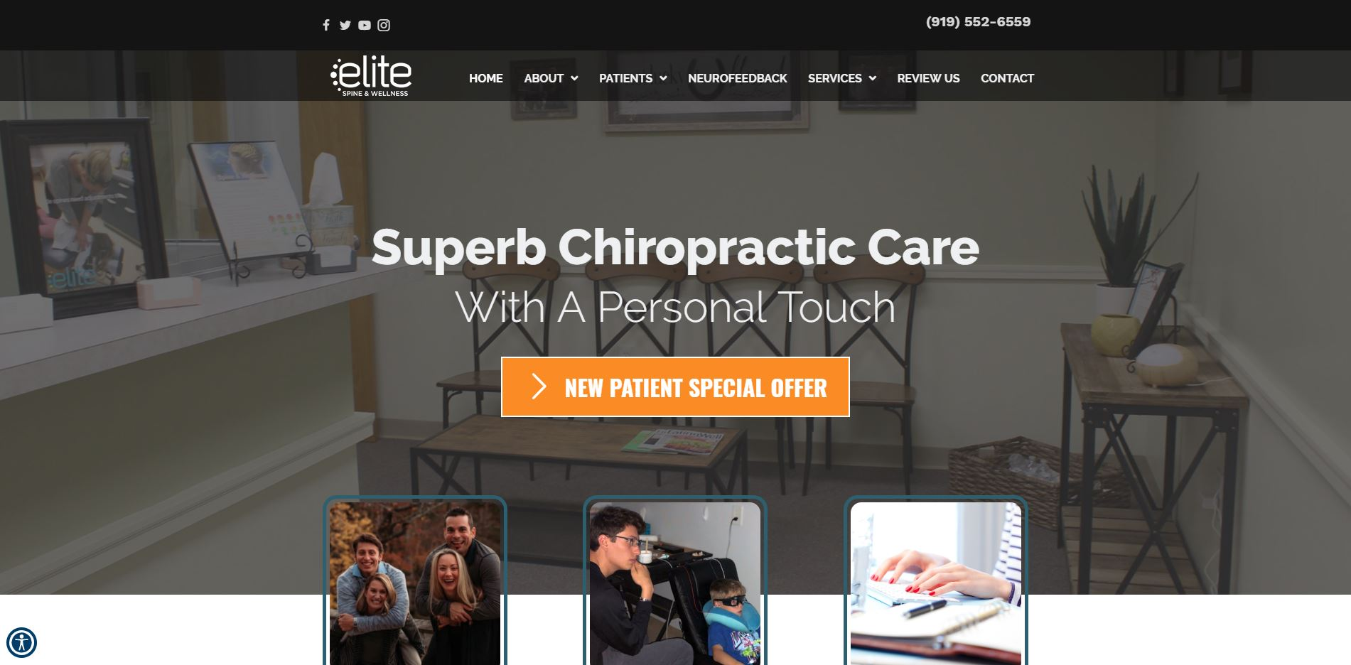 Chiropractor in Holly Springs