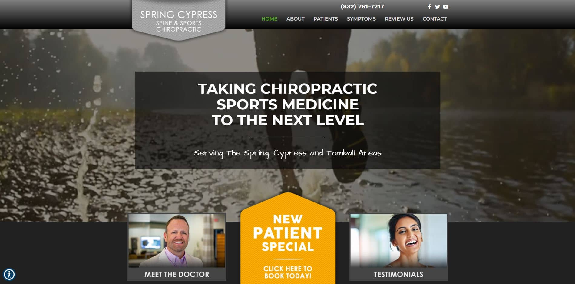 Chiropractor in Houston
