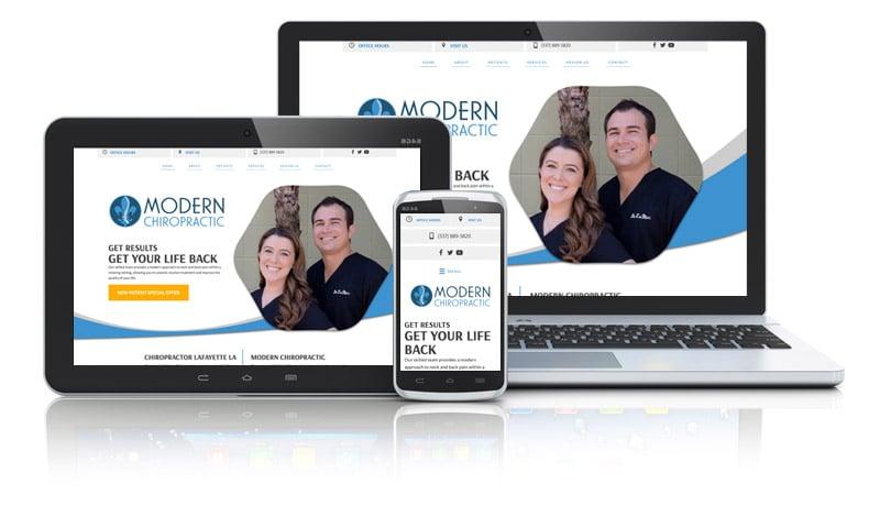 Website For Chiropractors