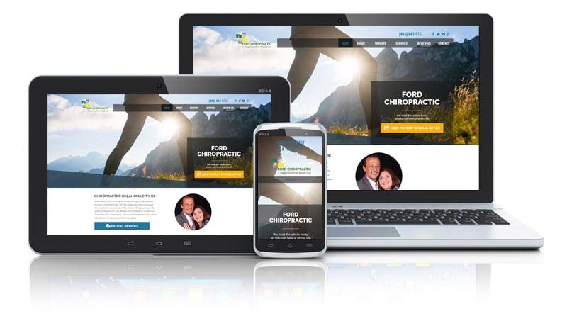 Integrative Healthcare Website Design