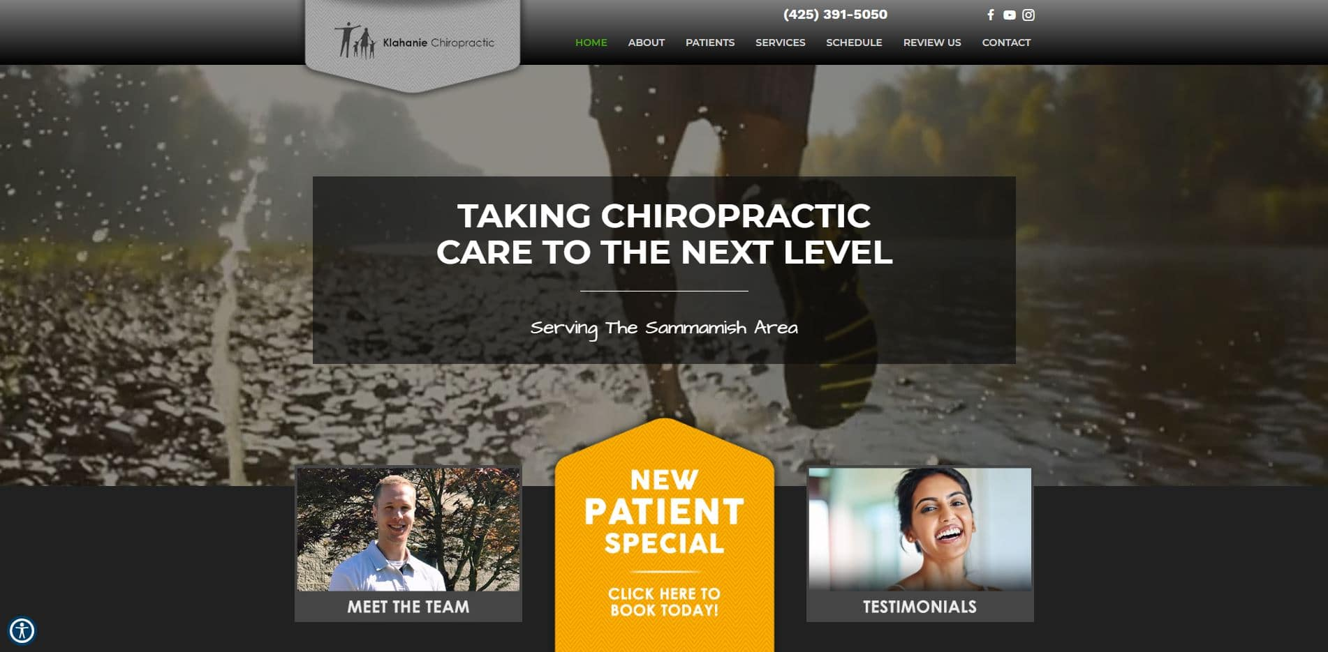 Chiropractor in Issaquah