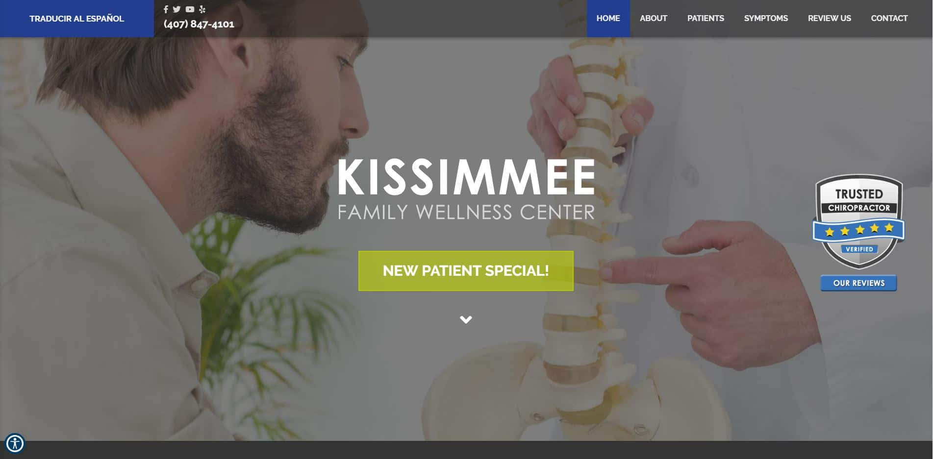 Chiropractor in Kissimmee