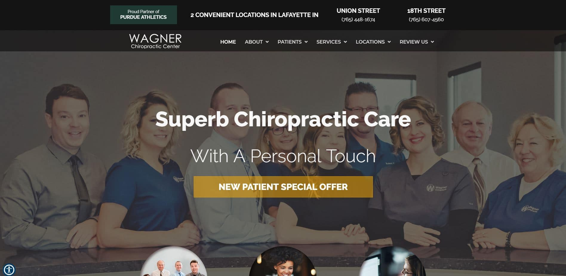 Chiropractor in Lafayette