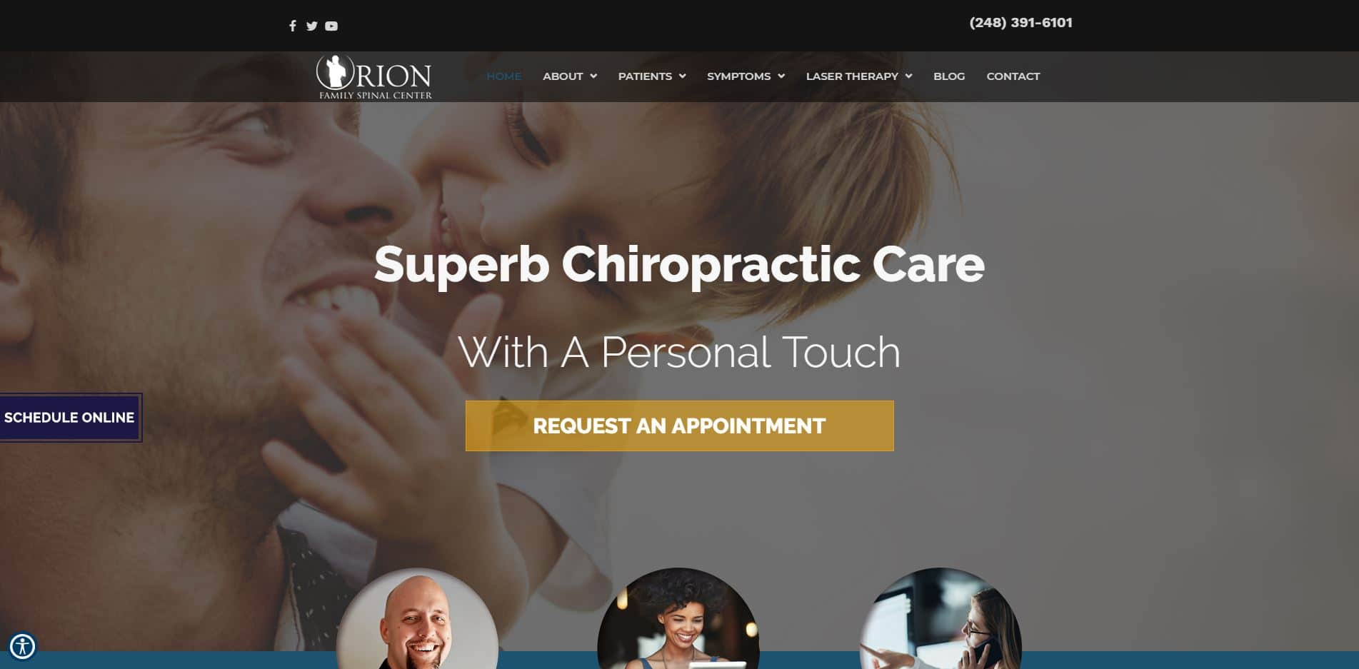 Chiropractor in Lake Orion