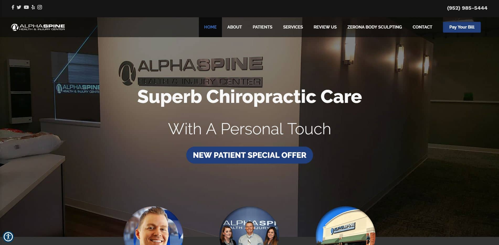 Chiropractor in Lakeville