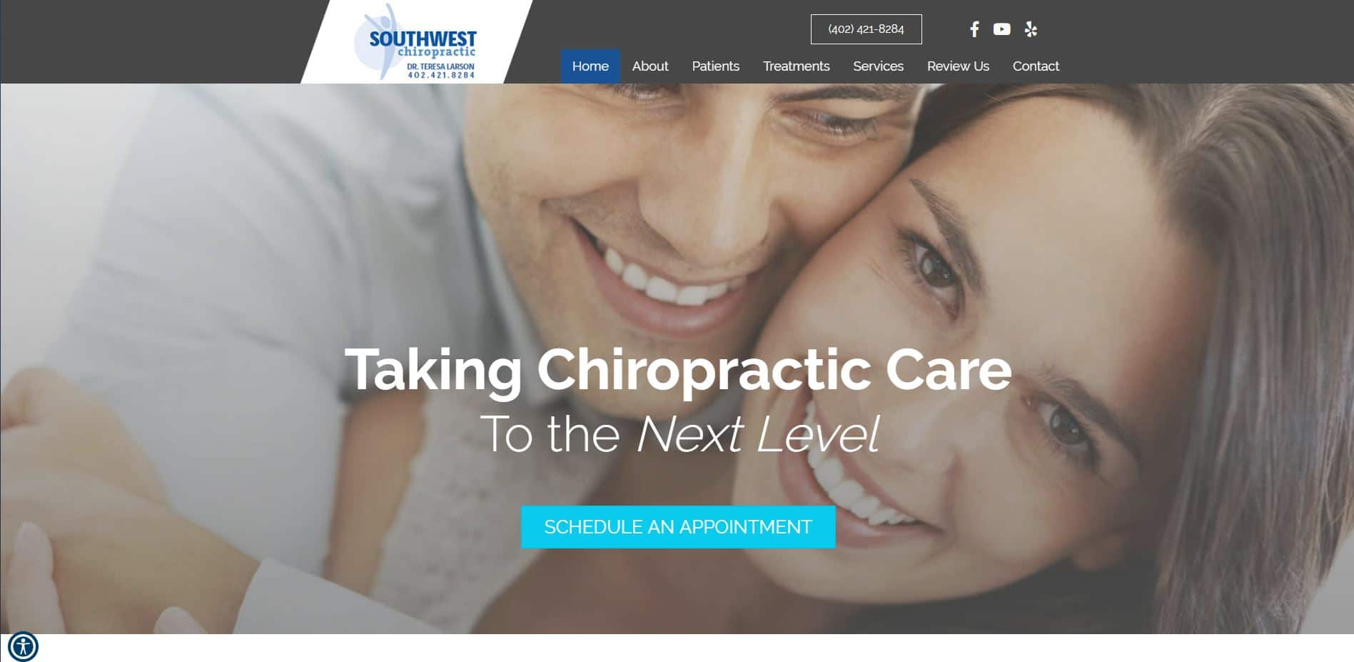 Chiropractor in Lincoln