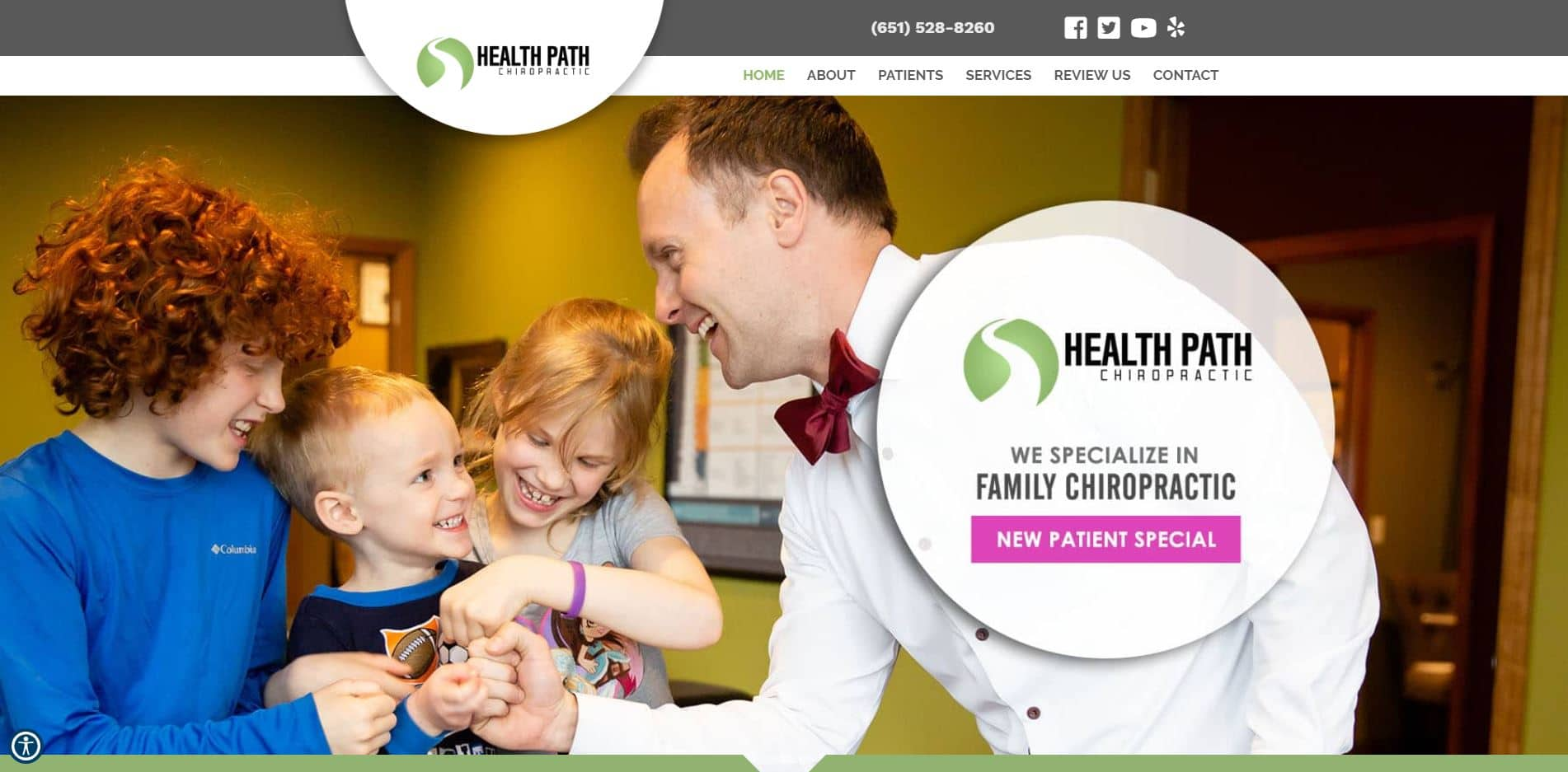 Chiropractor in Lino Lakes