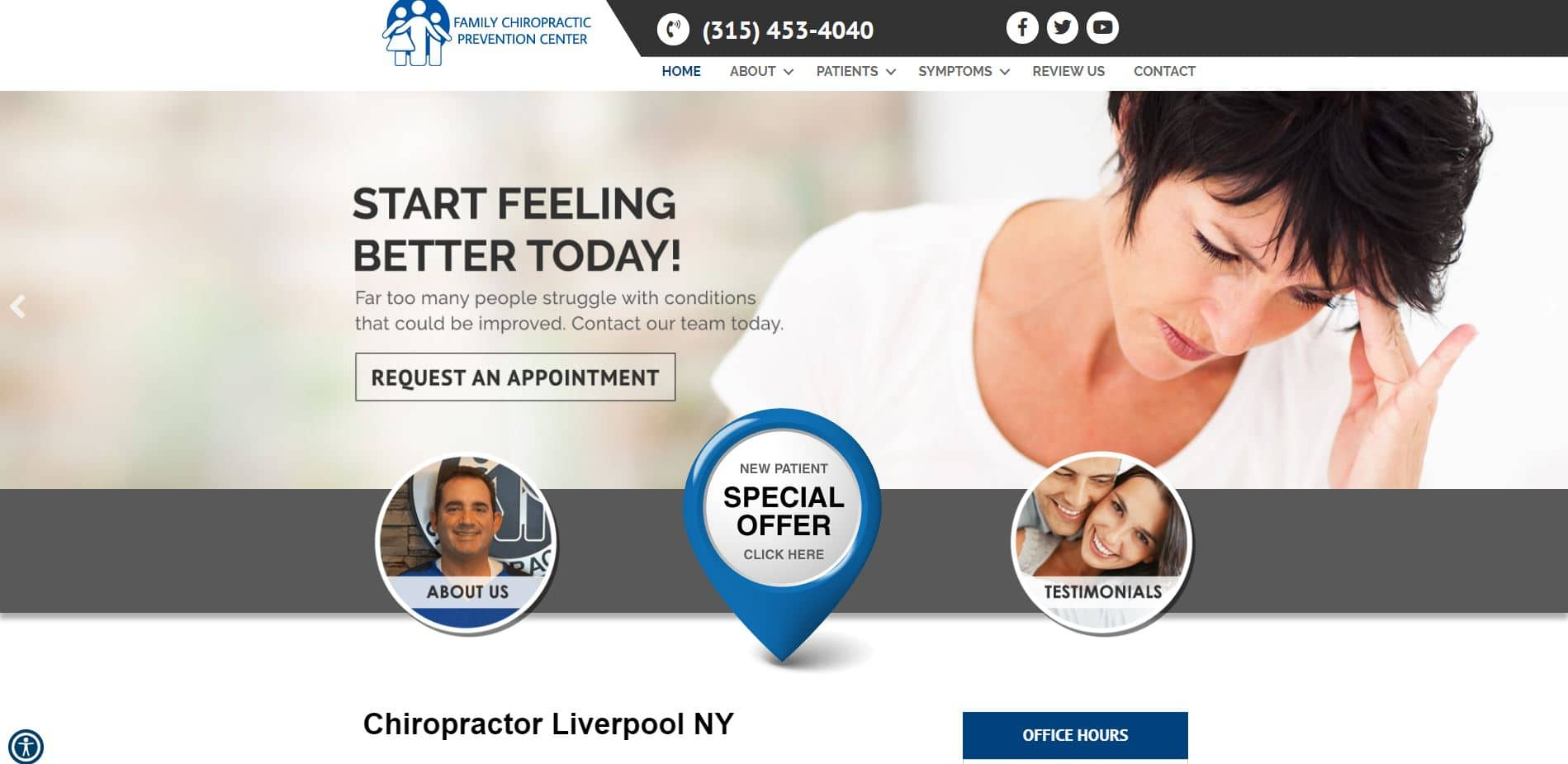 Chiropractor in Liverpool