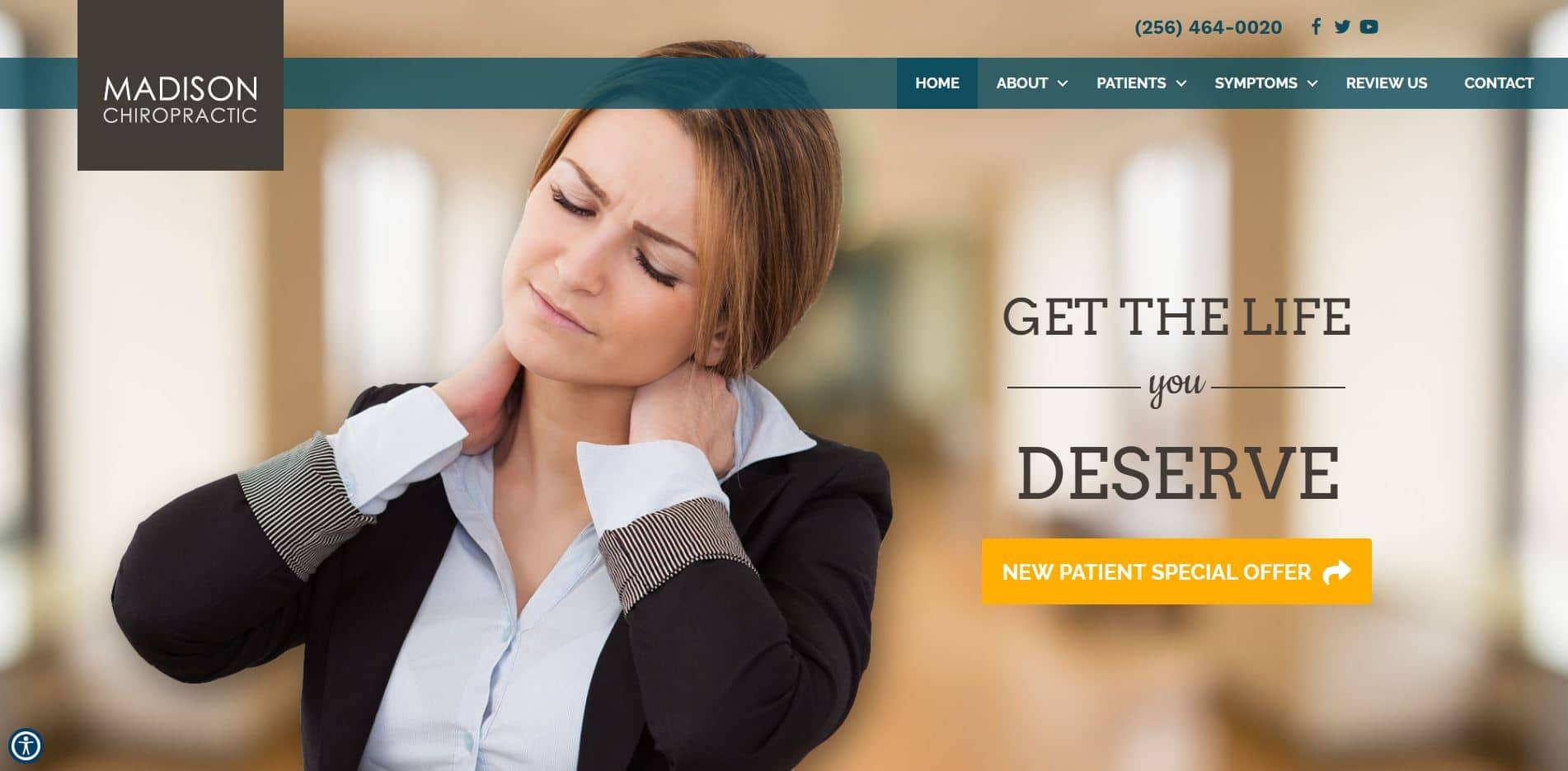 Chiropractor in Madison