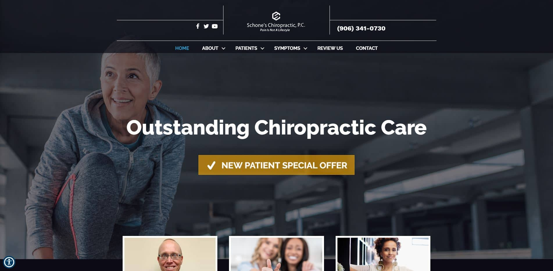 Chiropractor in Manistique