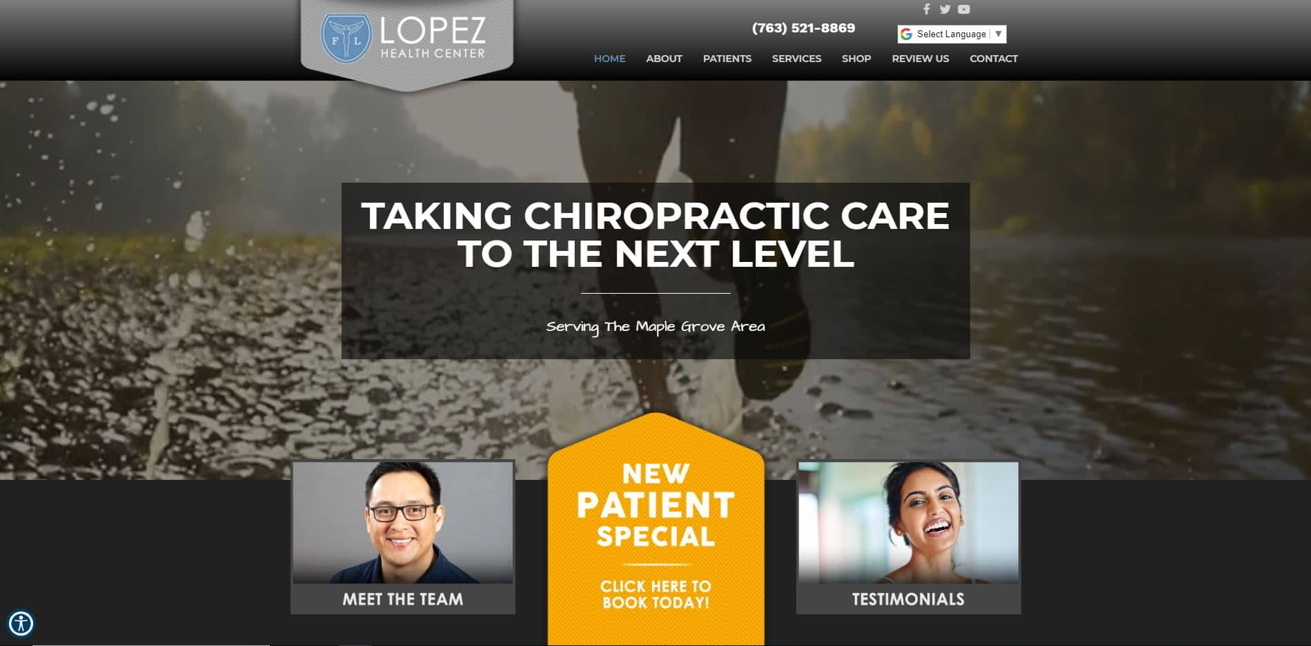 Chiropractor in Maple Grove