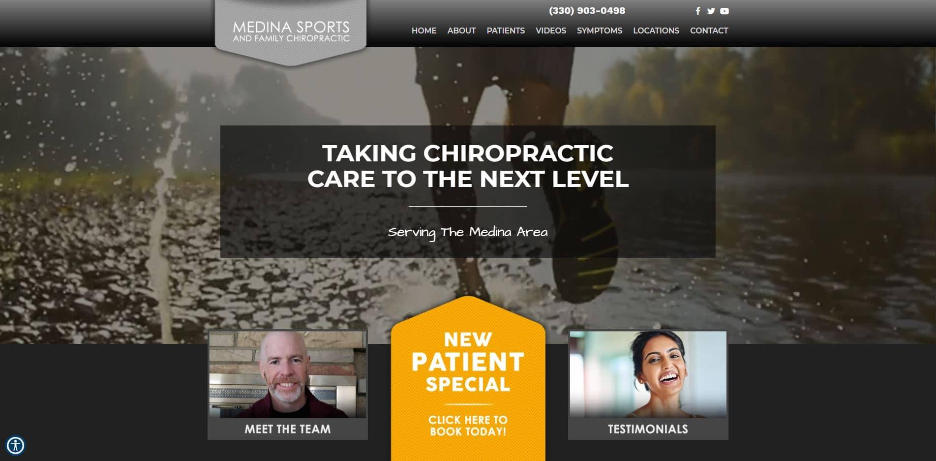 Chiropractor in Medina