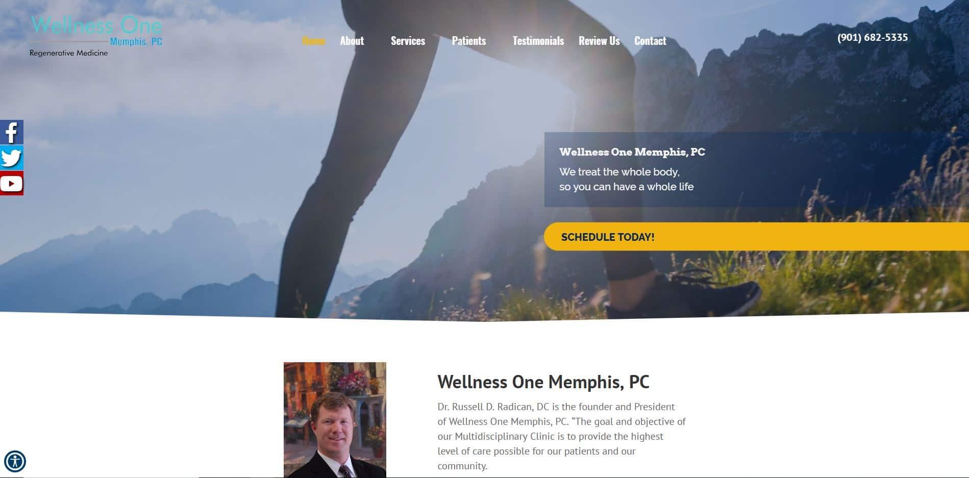 Chiropractor in Memphis