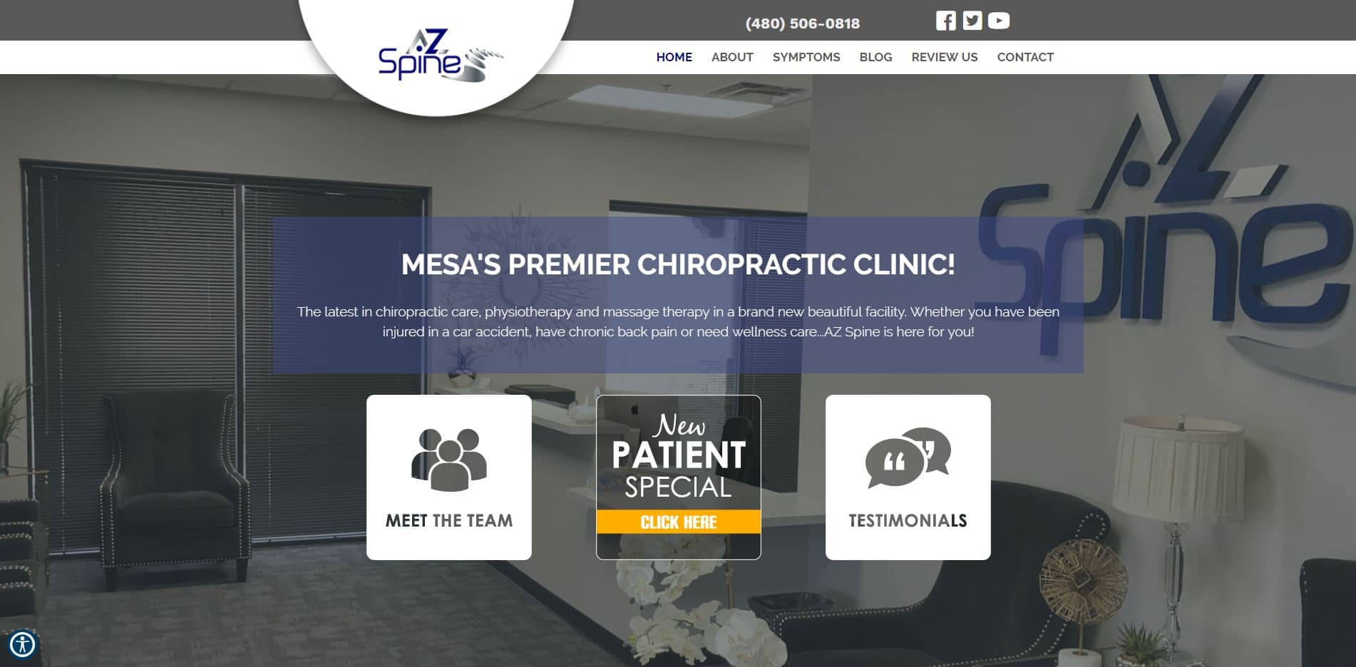 Chiropractor in Mesa