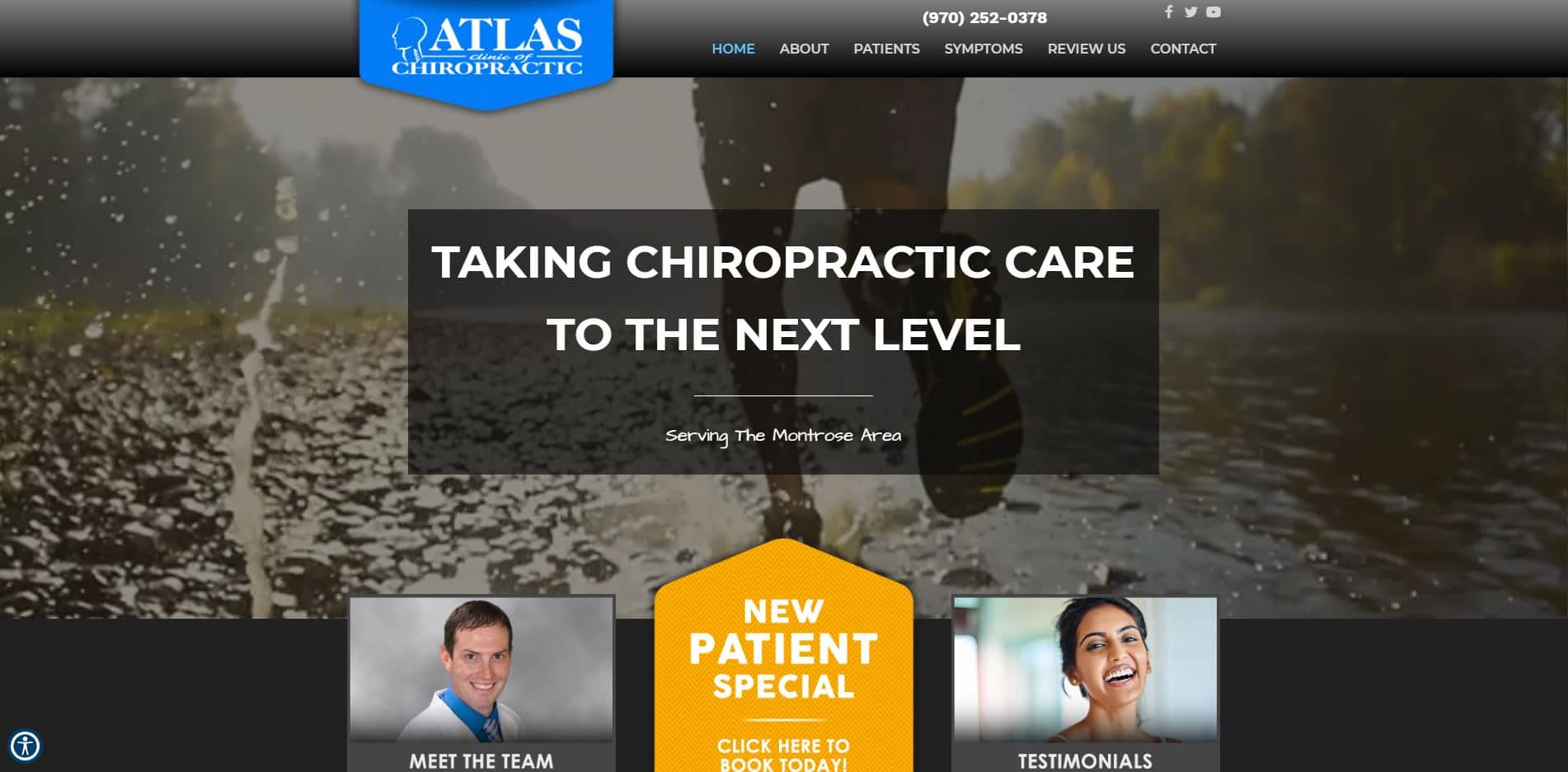 Chiropractor in Montrose
