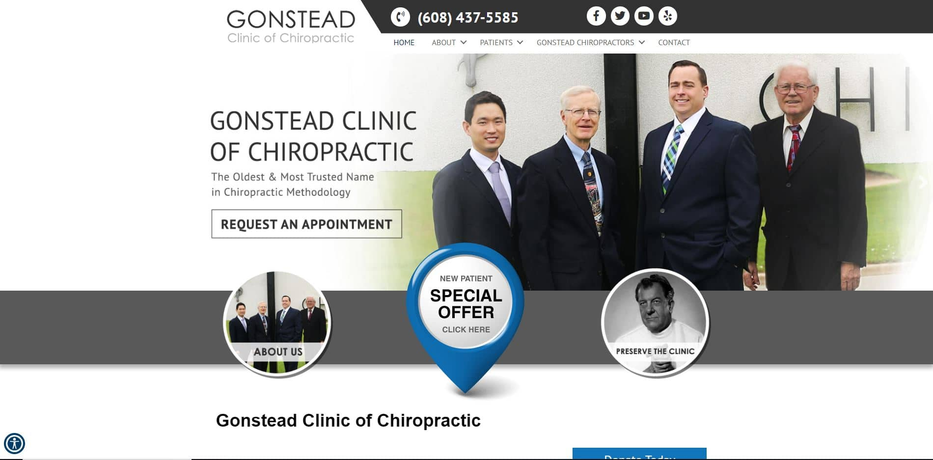 Chiropractor in Mt. Horeb