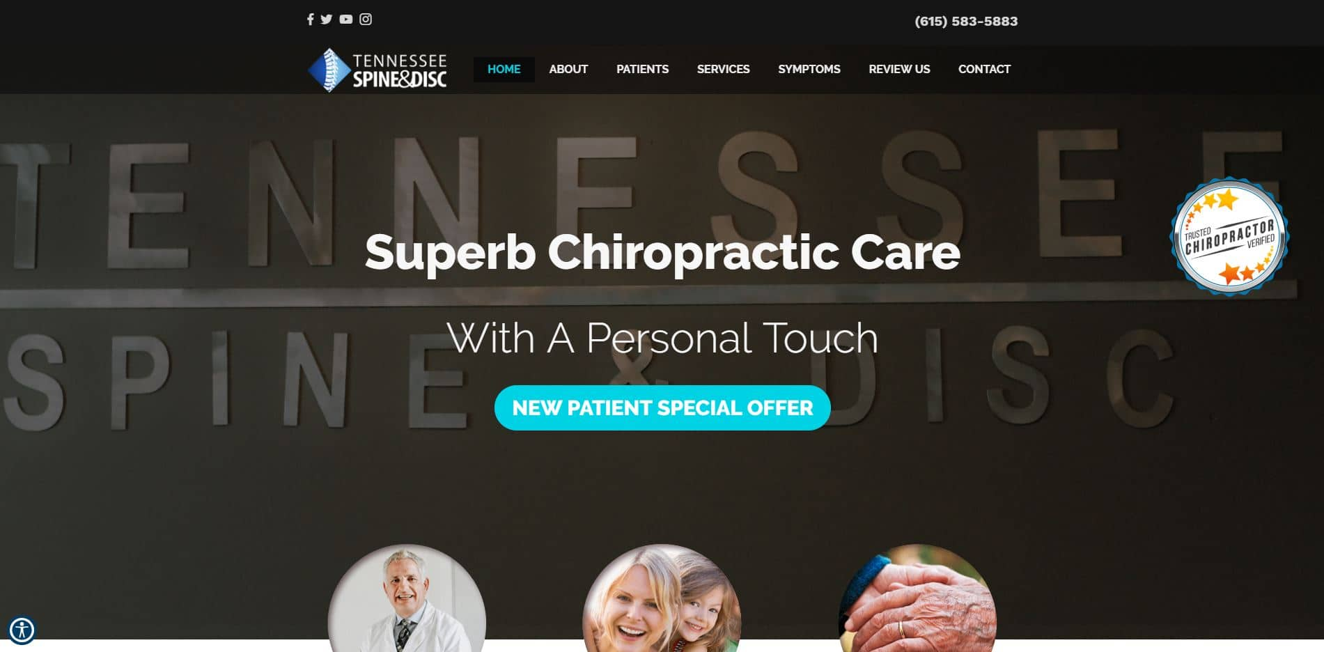 Chiropractor in Mt. Juliet