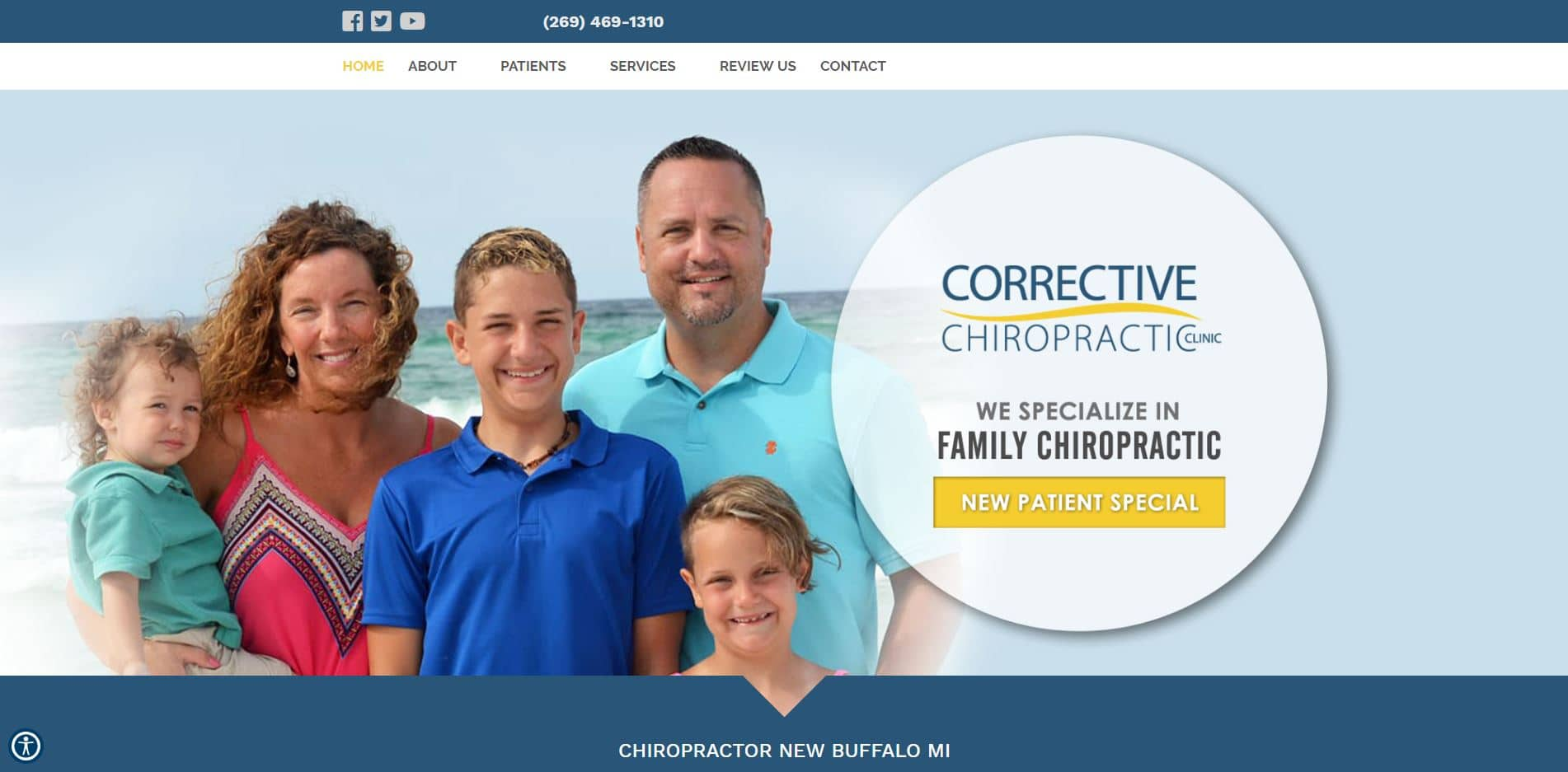 Chiropractor in New Buffalo