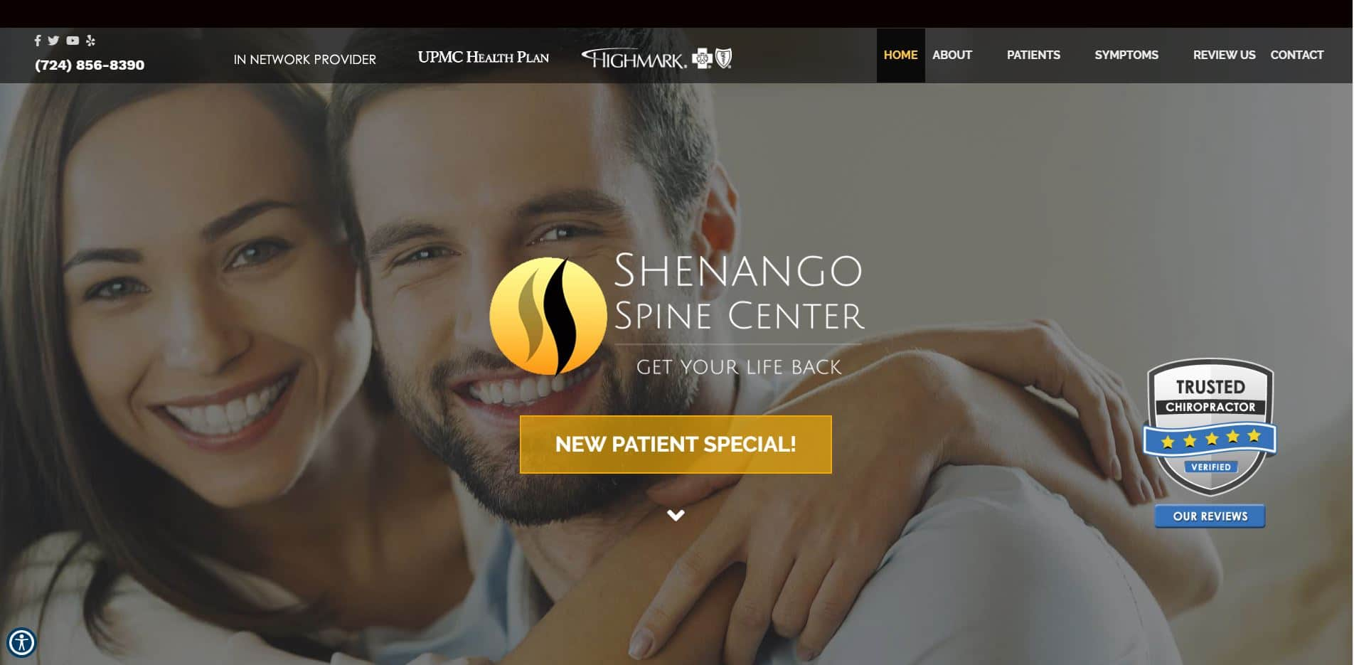 Chiropractor in New Castle