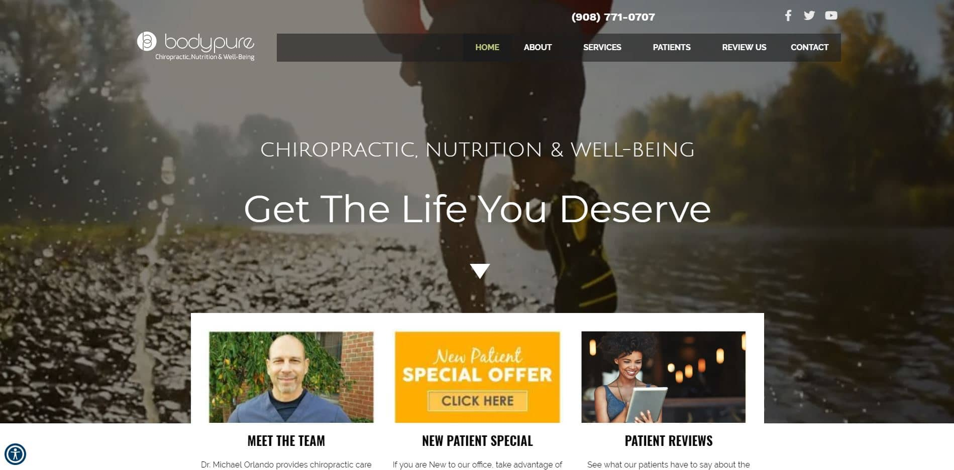 Chiropractor in New Providence
