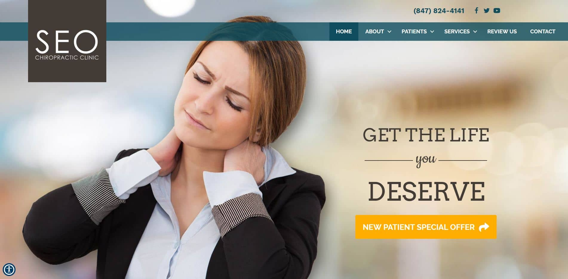 Chiropractor in Niles