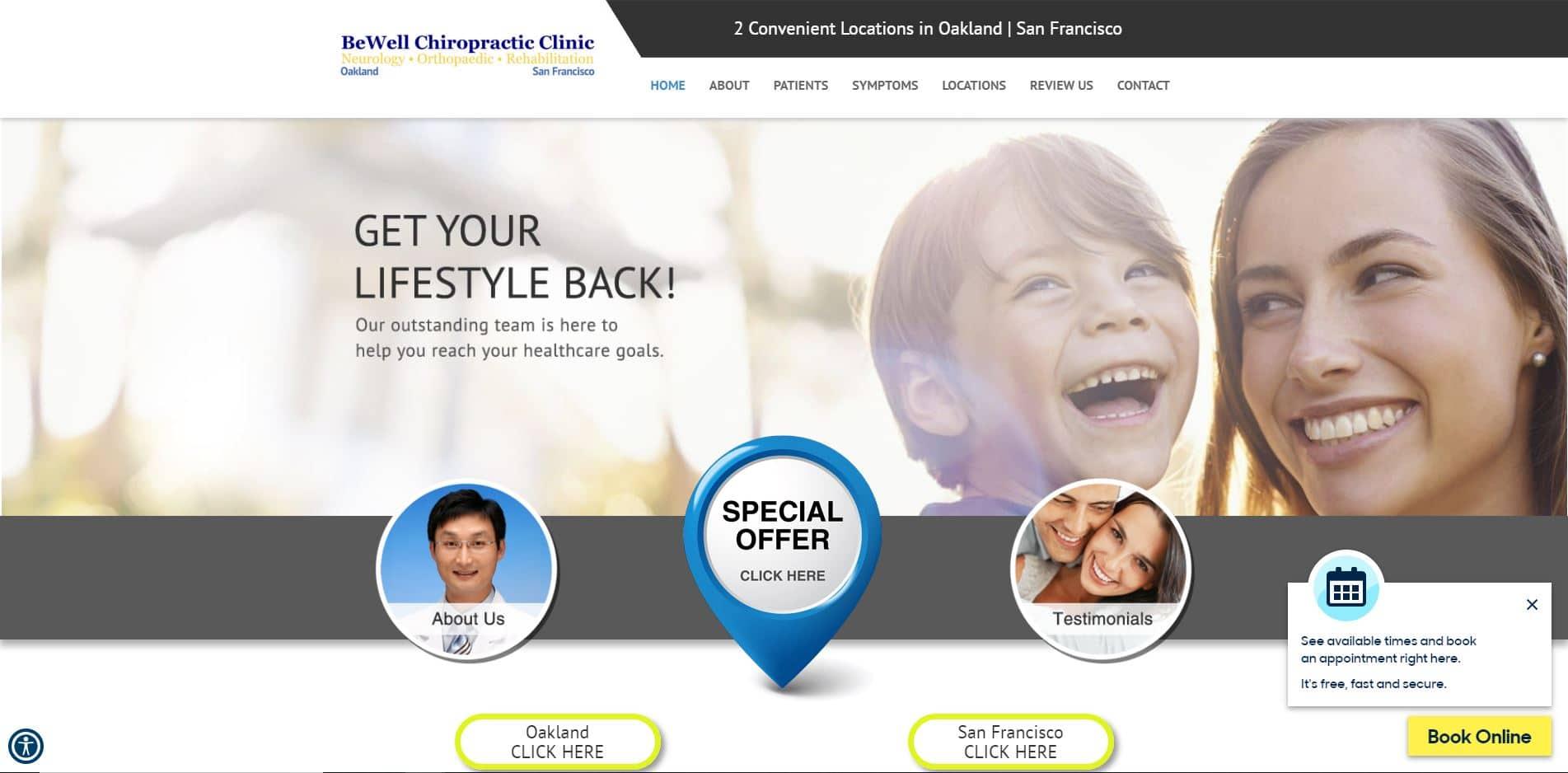 Chiropractor in Oakland
