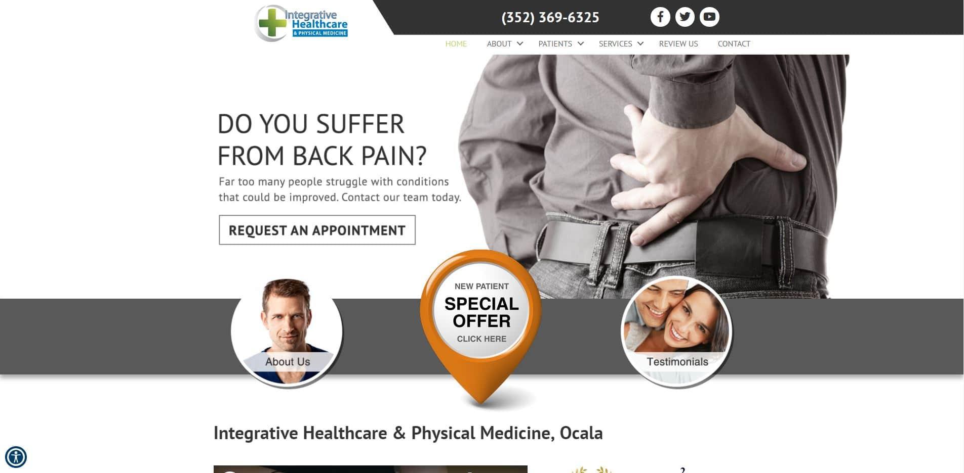 Chiropractor in Ocala