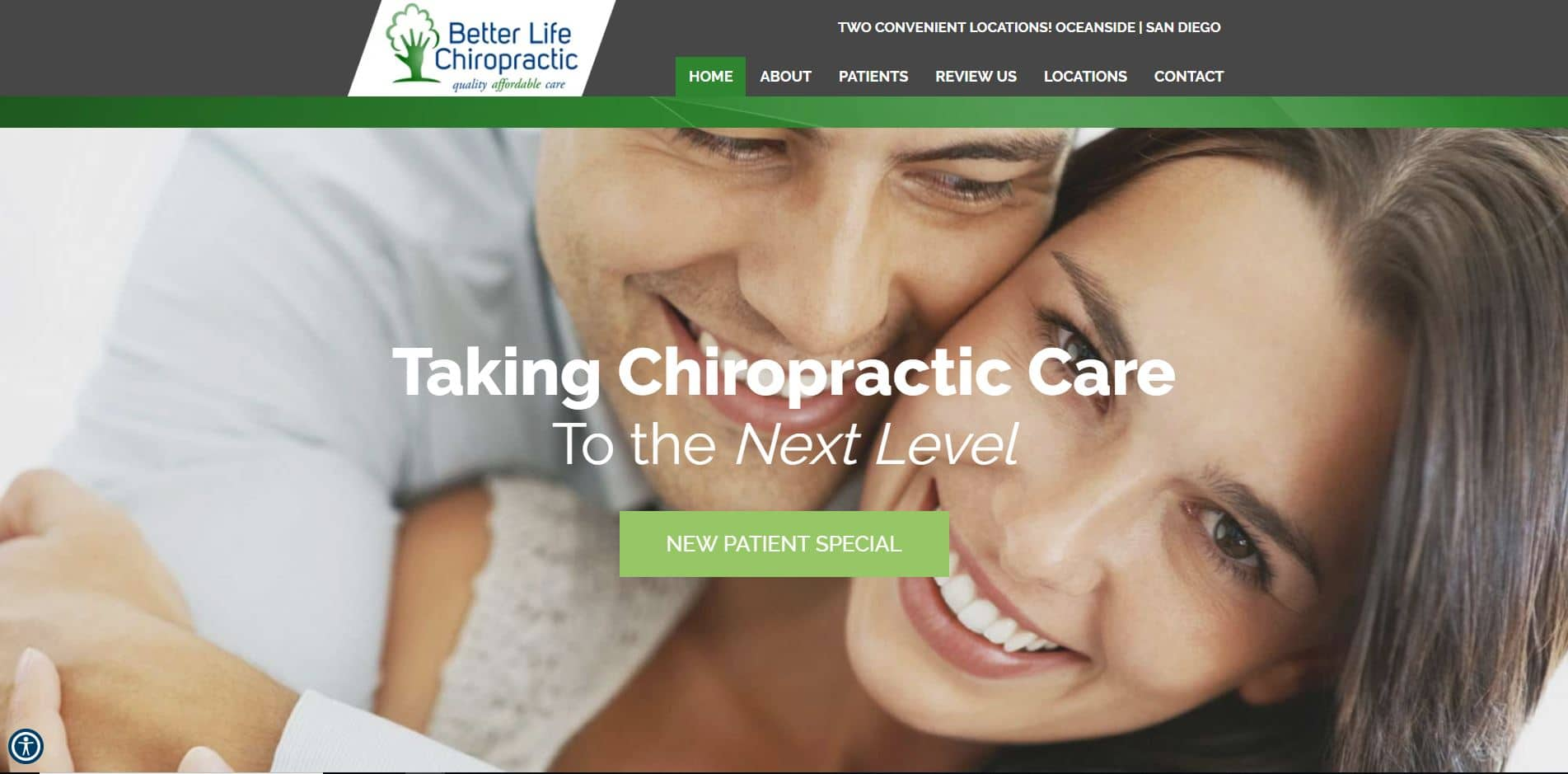 Chiropractor in Oceanside