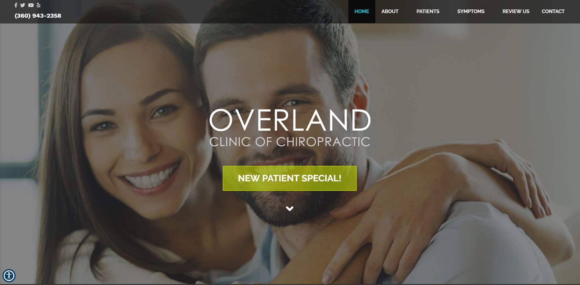 Chiropractor in Olympia