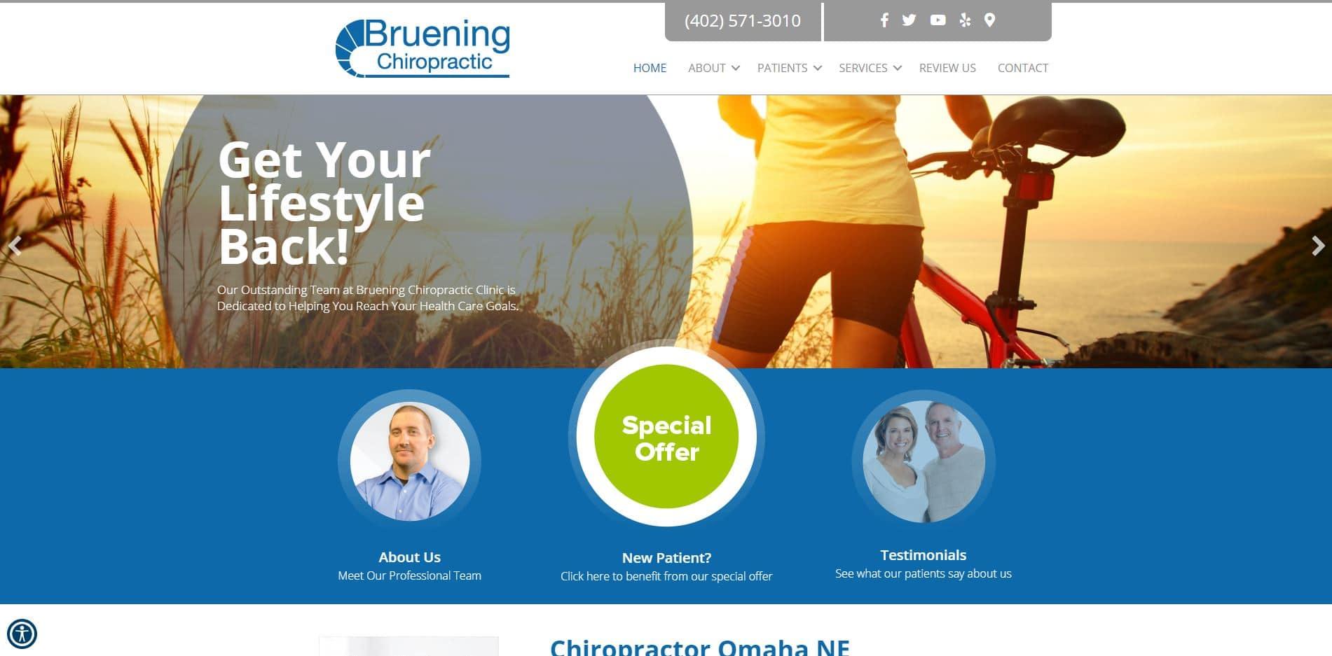Chiropractor in Omaha