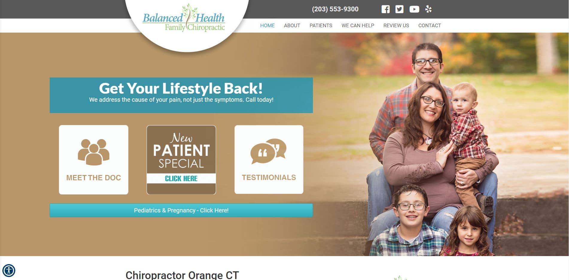 Chiropractor in Orange