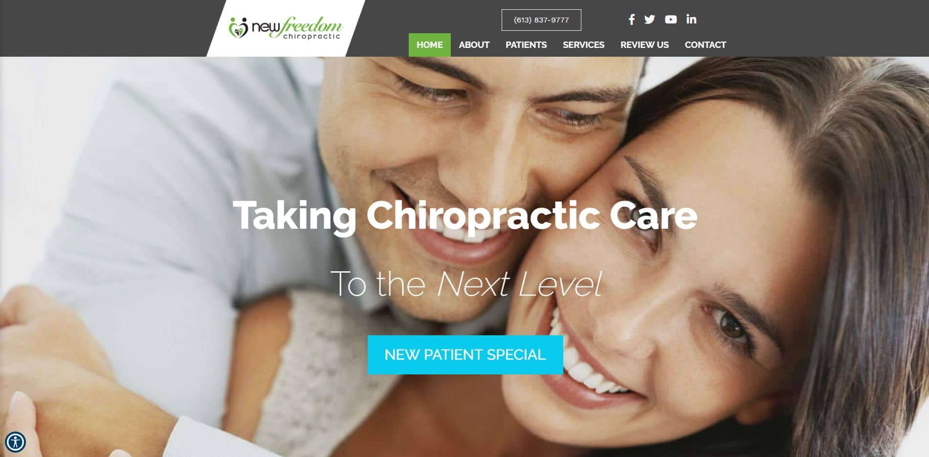 Chiropractor in Orleans