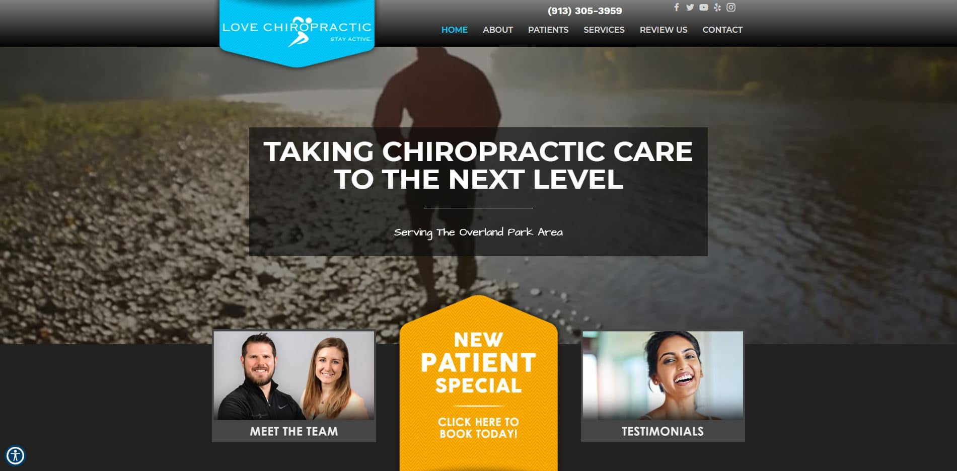 Chiropractor in Overland Park