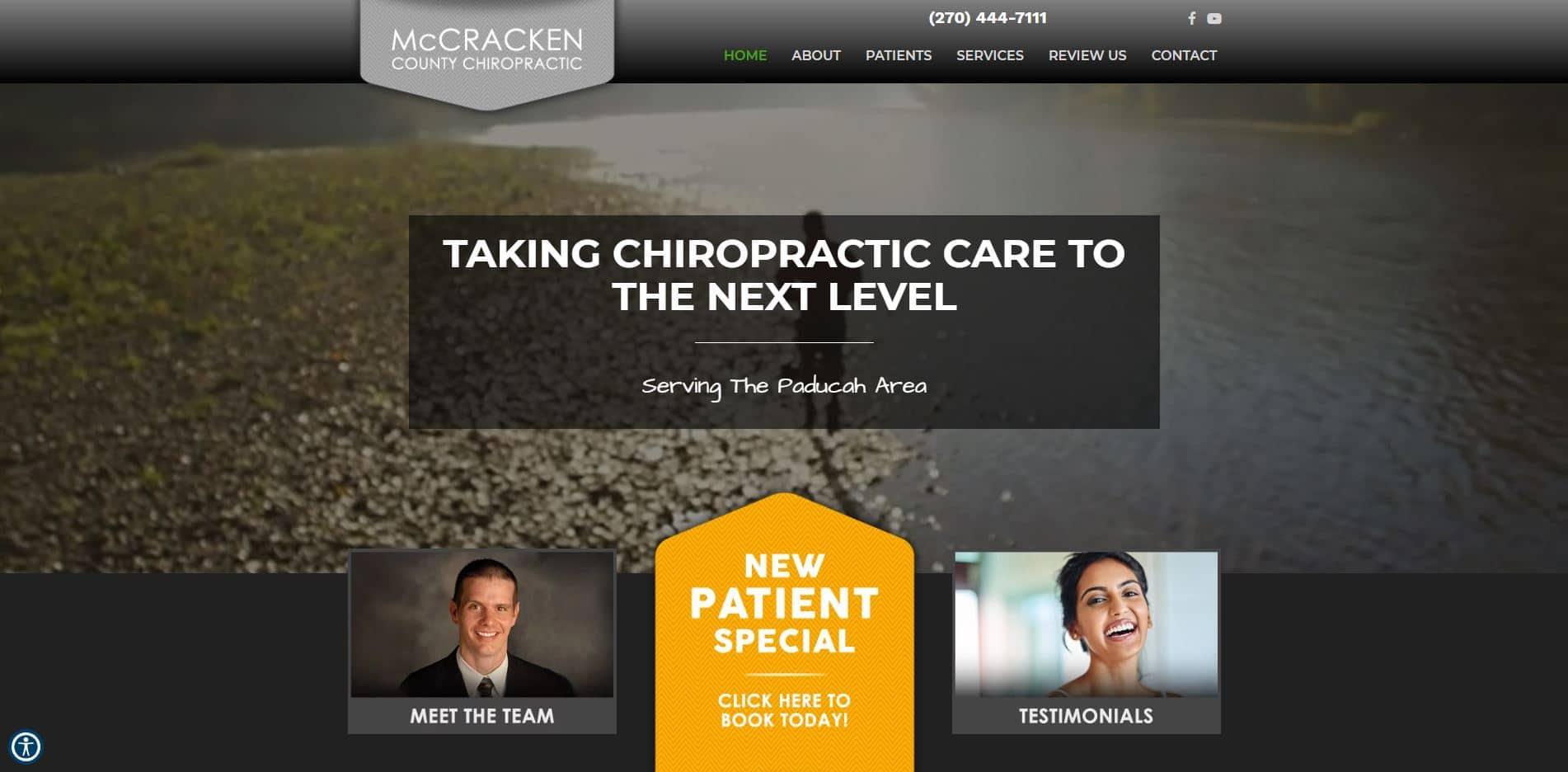 Chiropractor in Paducah
