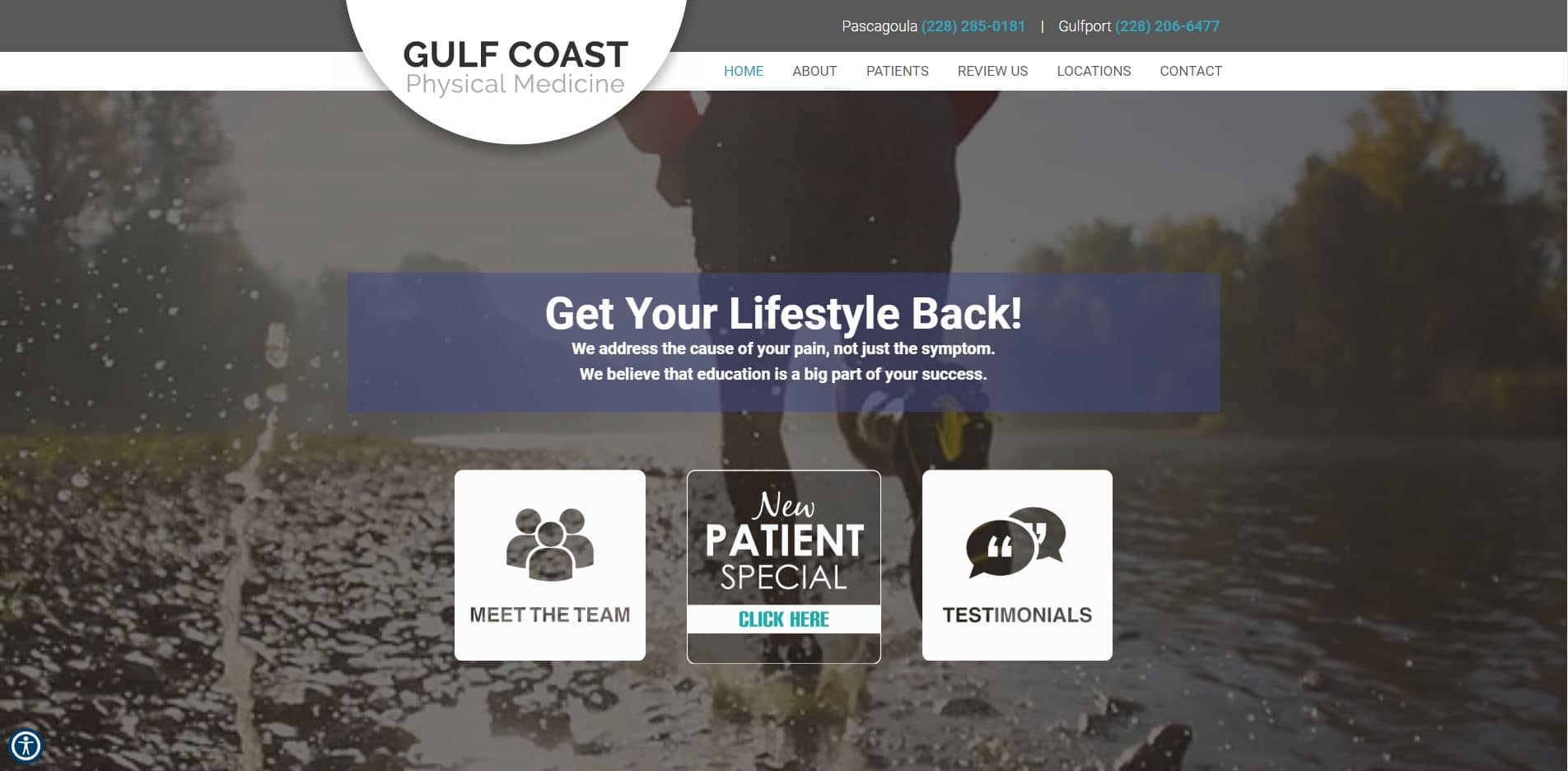 Chiropractor in Pascagoula