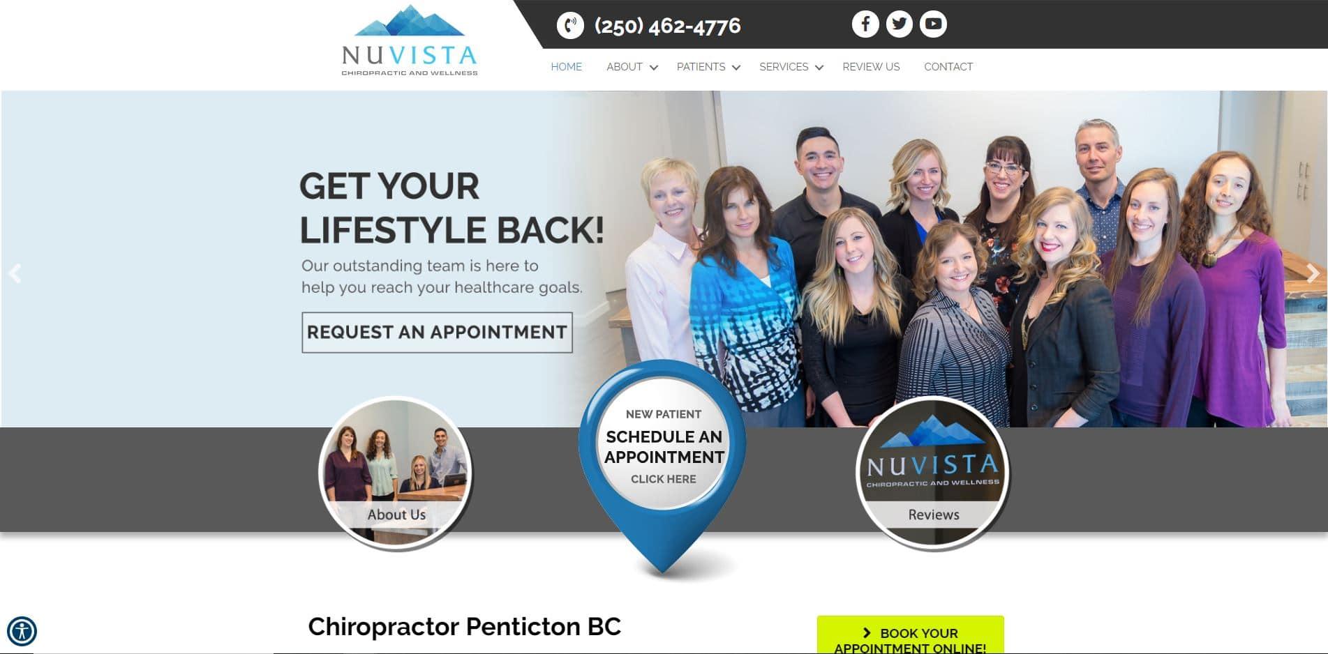 Chiropractor in Penticton