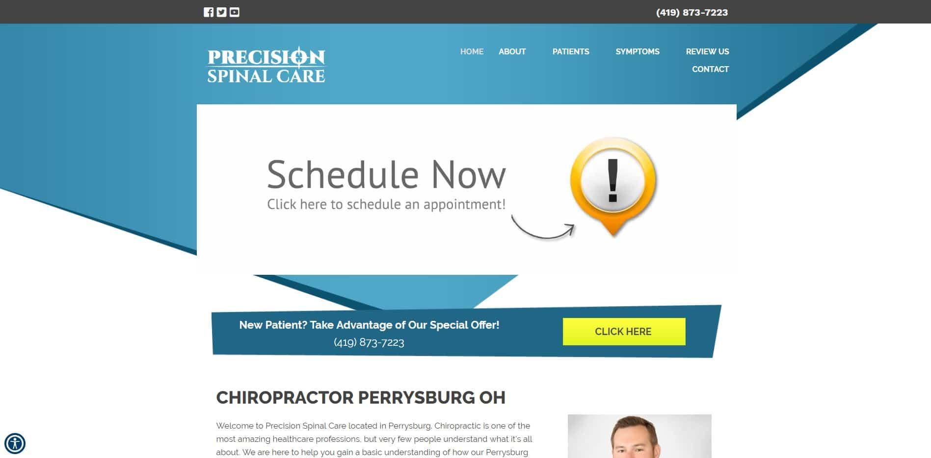 Chiropractor in Perrysburg