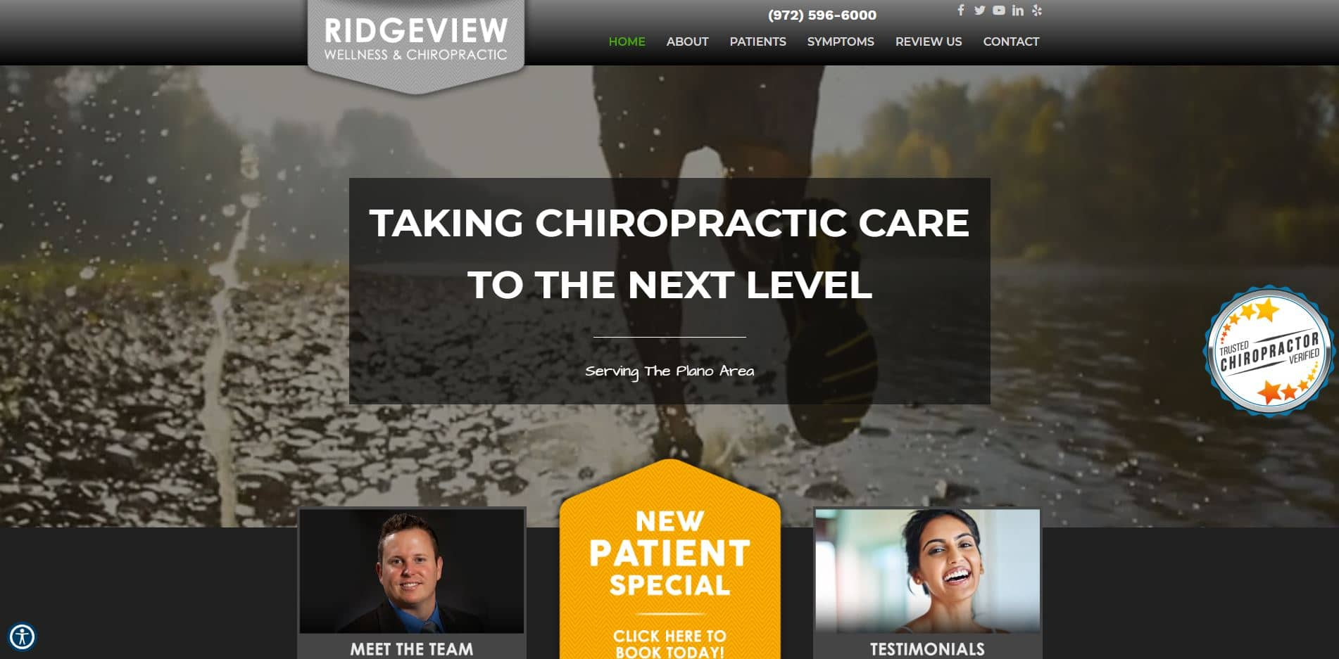 Chiropractor in Plano