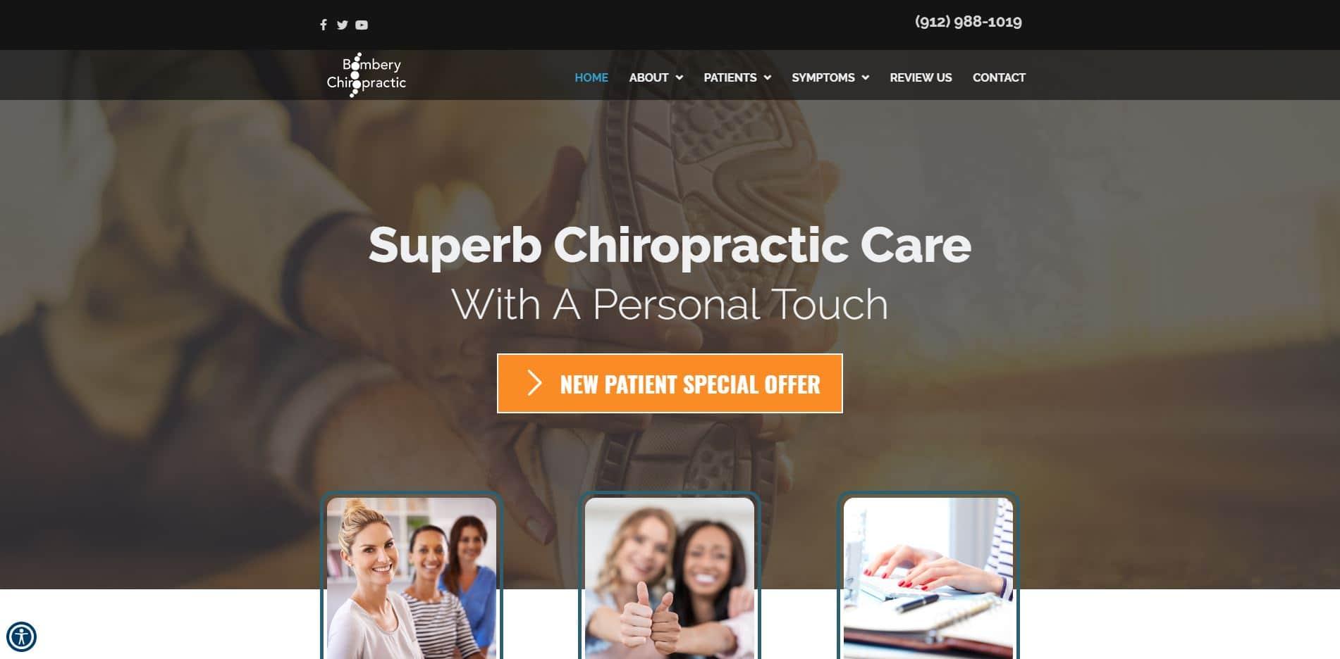 Chiropractor in Pooler