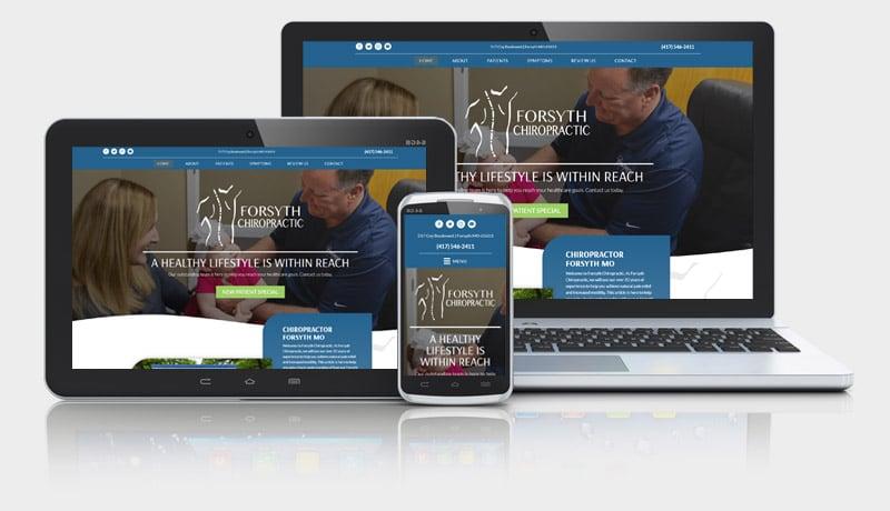 Popular Chiropractic Website