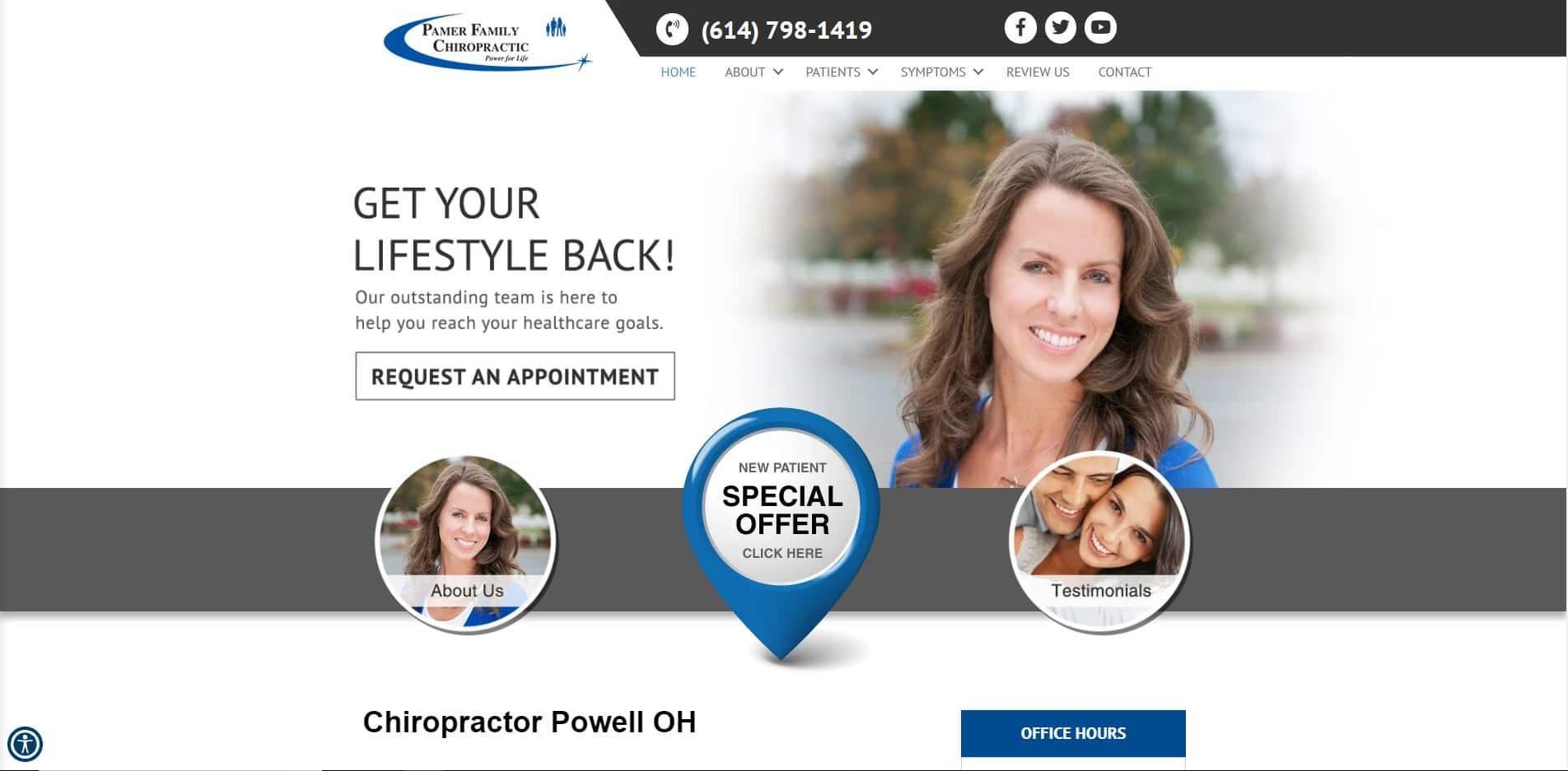 Chiropractor in Powell