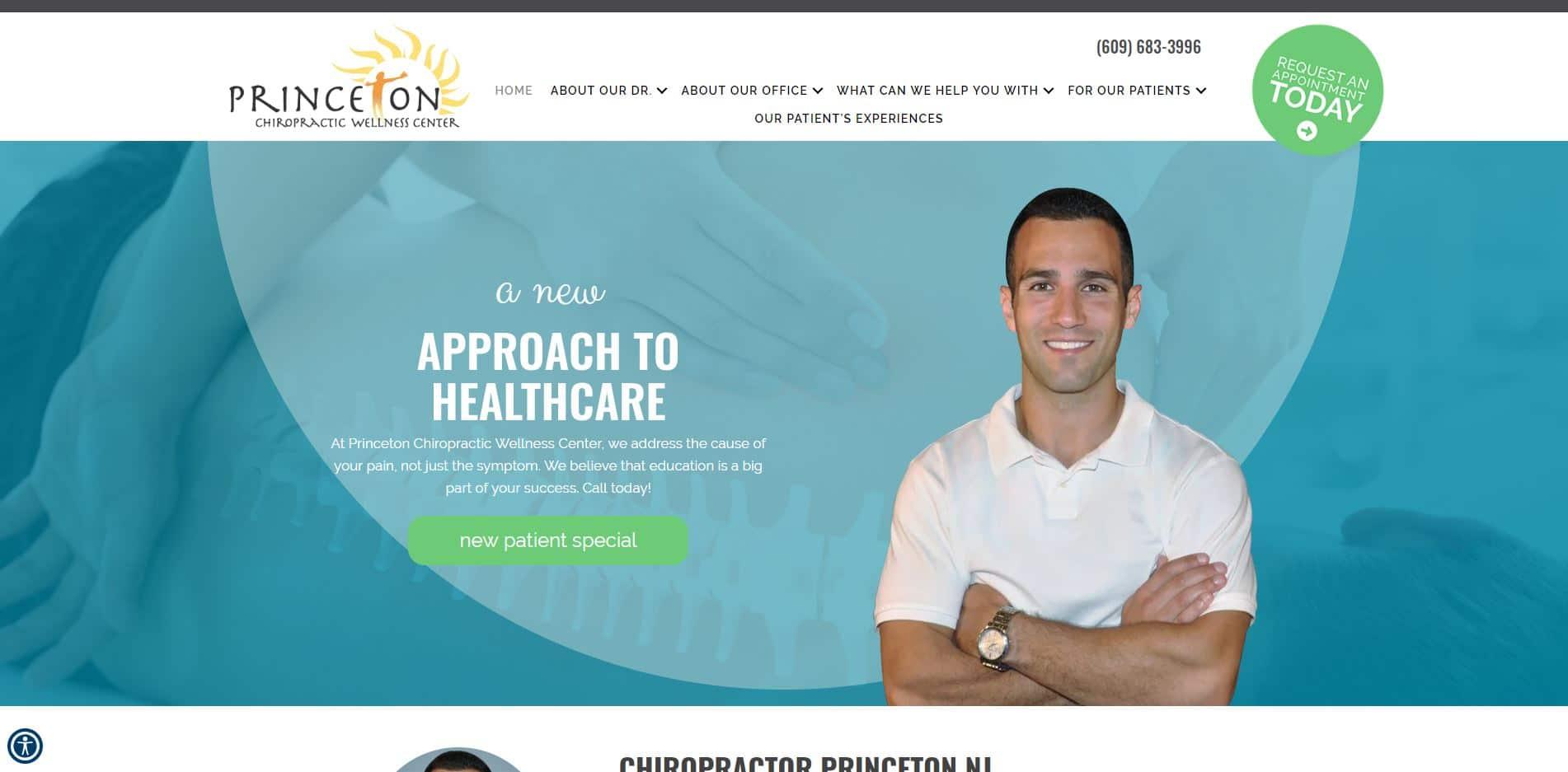 Chiropractor in Princeton