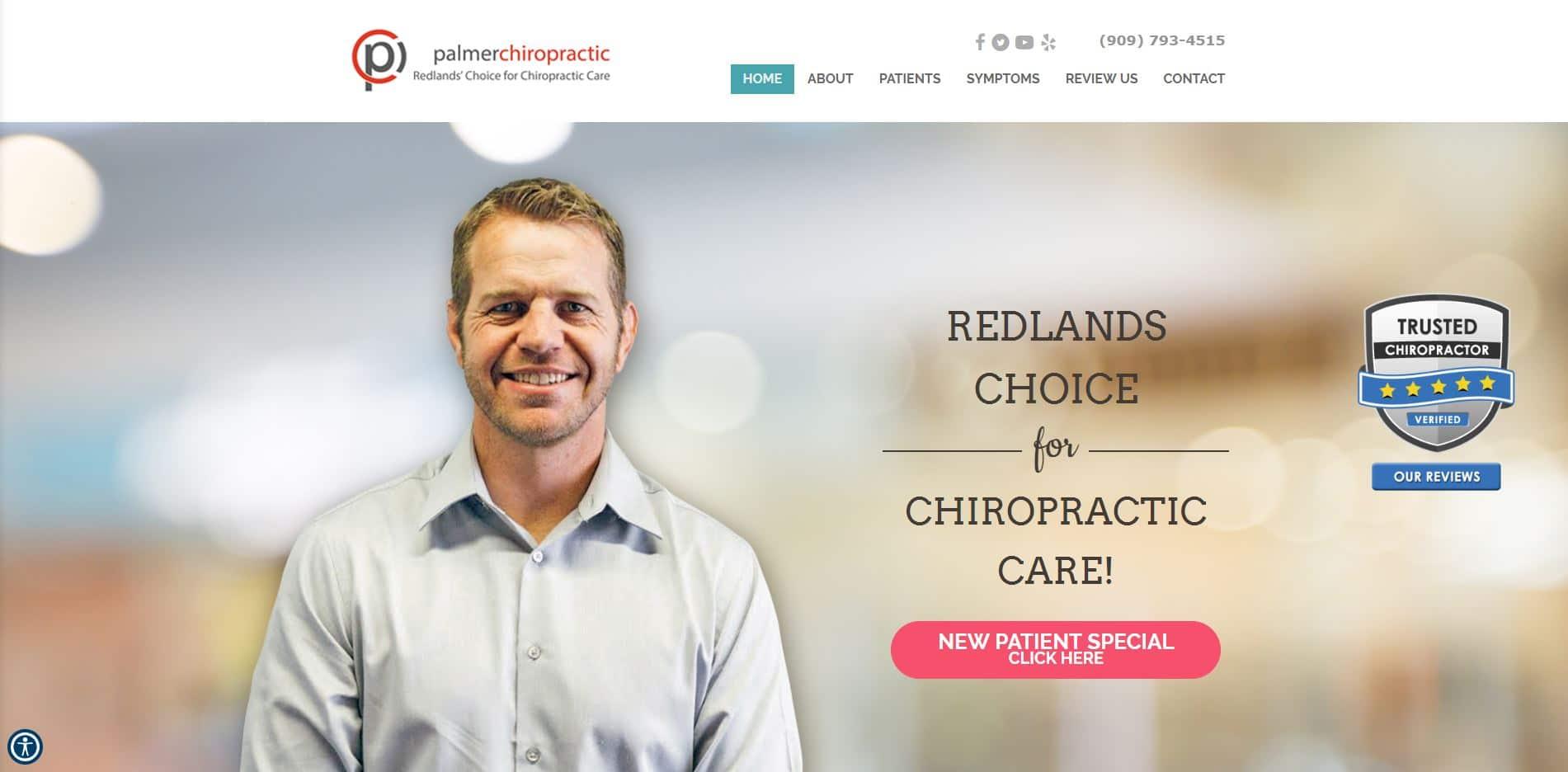 Chiropractor in Redlands