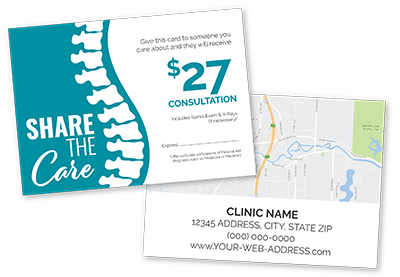 Ulimate Referral System for Chiropractic Offices