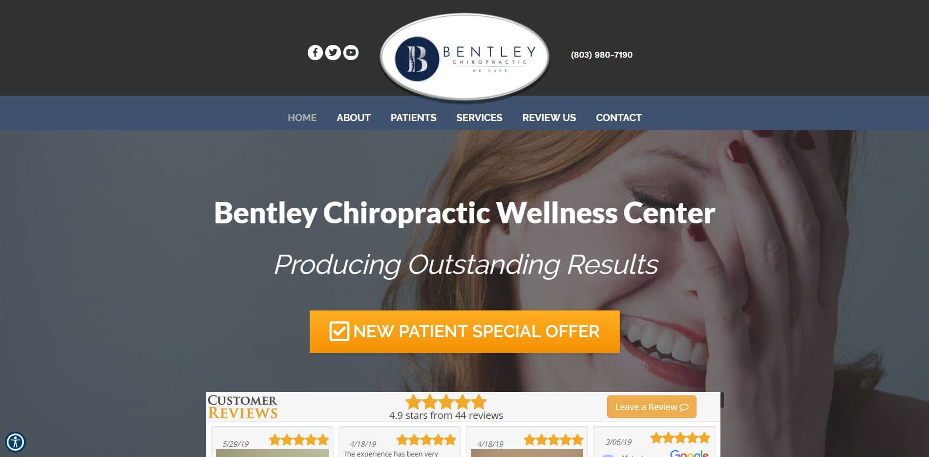 Chiropractor in Rock Hill