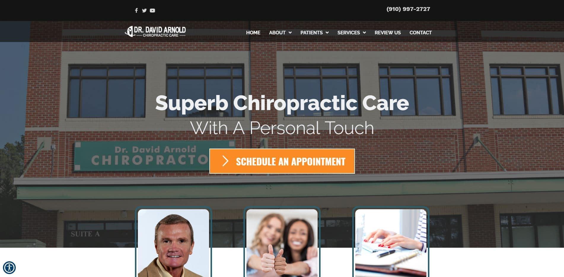 Chiropractor in Rockingham