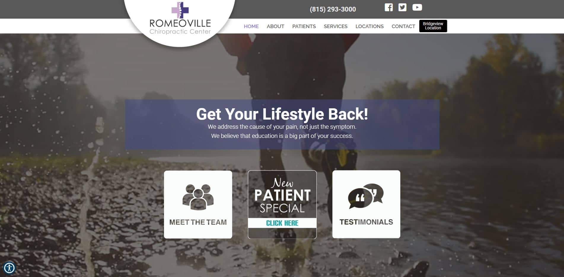 Chiropractor in Romeoville