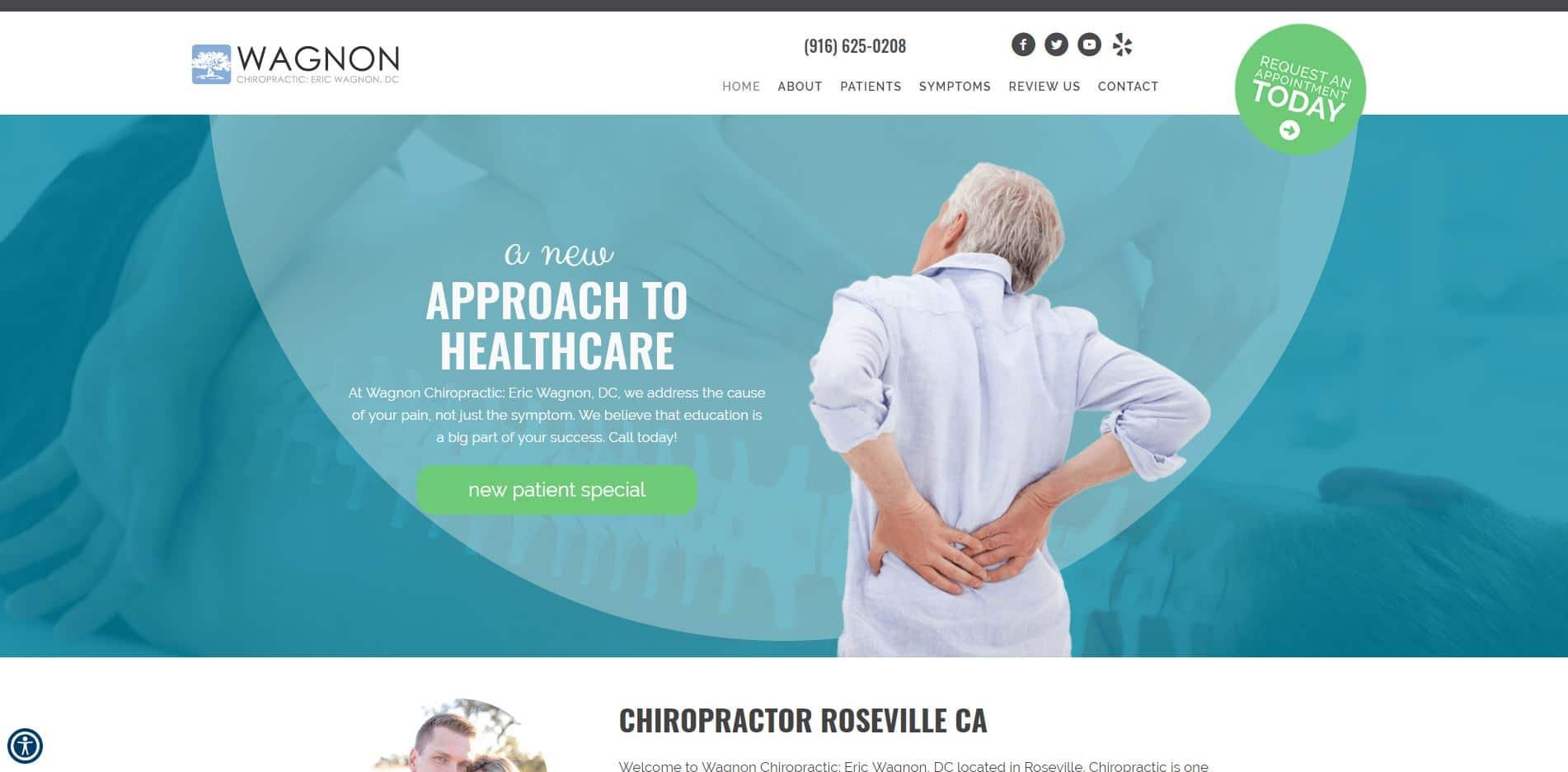 Chiropractor in Roseville